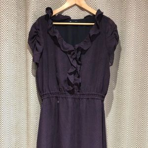 🌸Gap Ruffle Dress (Size: 12)🌸